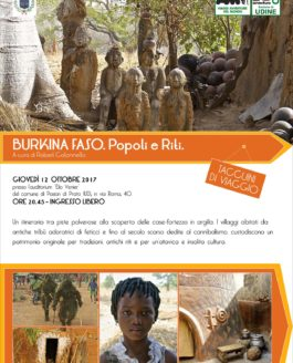 Burkina Faso. Popoli e riti.